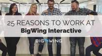 25 Reasons to Work at BigWing Interactive