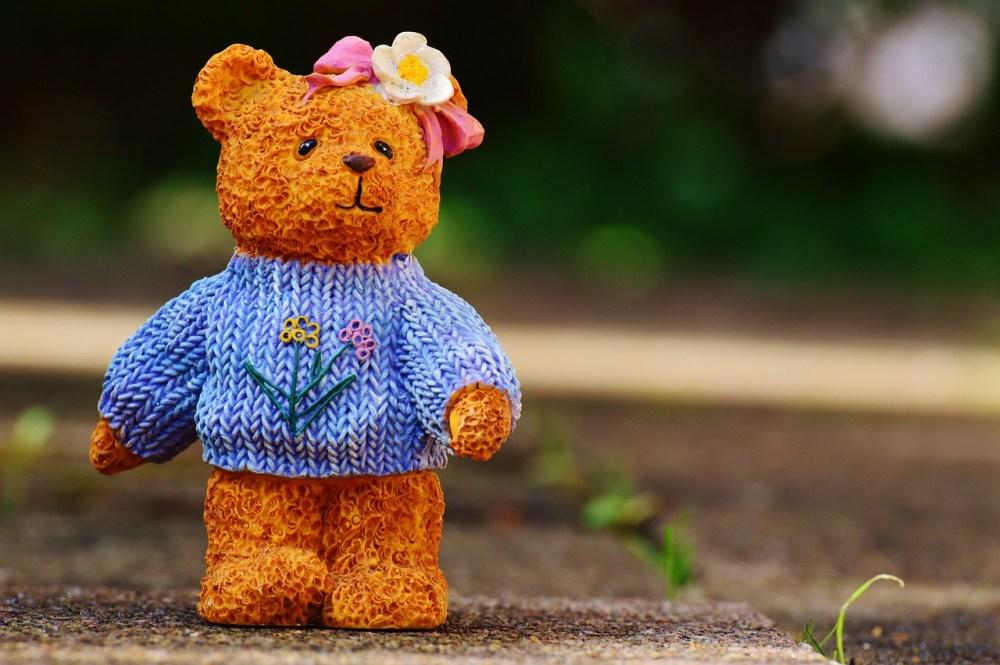 teddy bear, teddy day