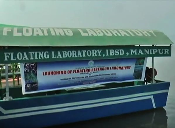 Here's India's first floating laboratory