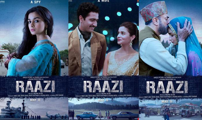 10 things to know about Alia Bhatt's Raazi