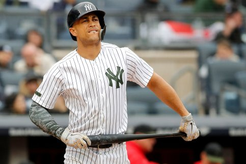 Giancarlo Stanton has been a disappointment since joining the Yankees.