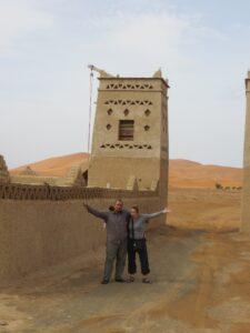 Rockin the Kasbah