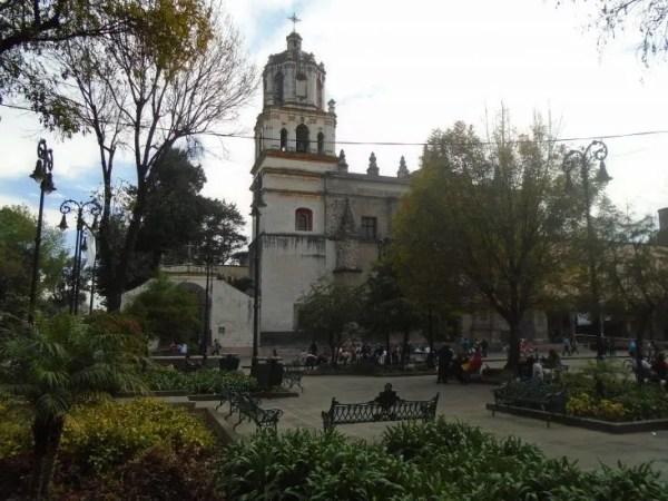 mexico city public park