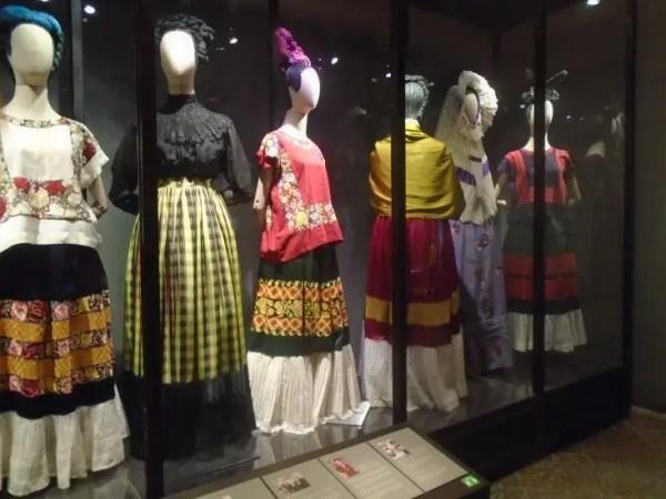 frida kahlo dresses