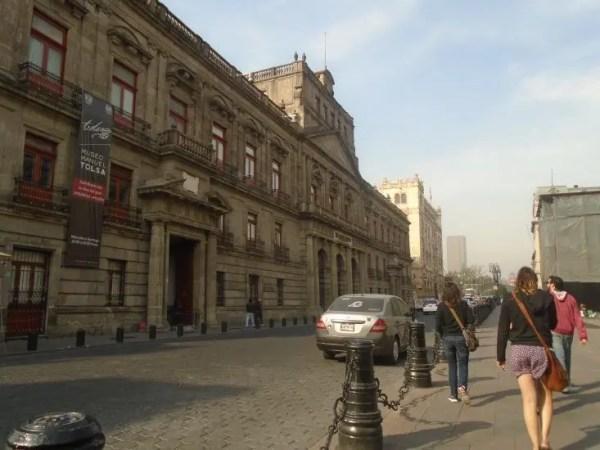 mexico city buildings