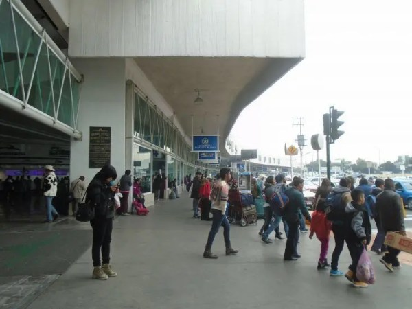 travel to mexico city