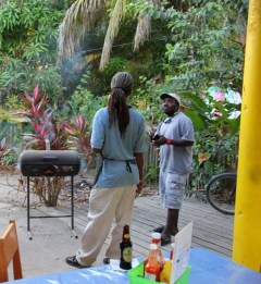 traditional belize food and drinks