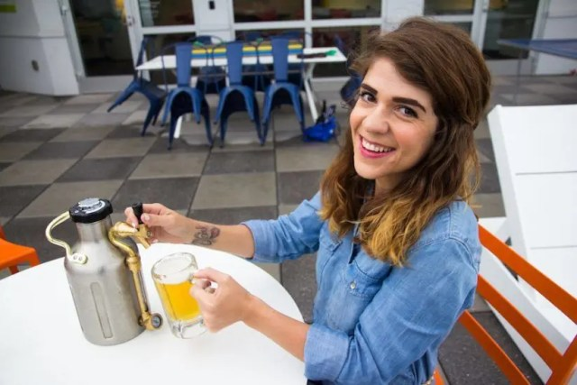 craft beer blogger