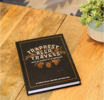 trappist beer travels book