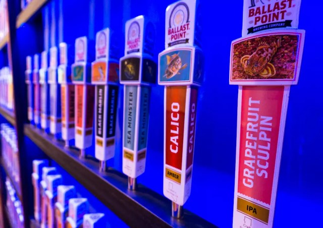 ballast point taps