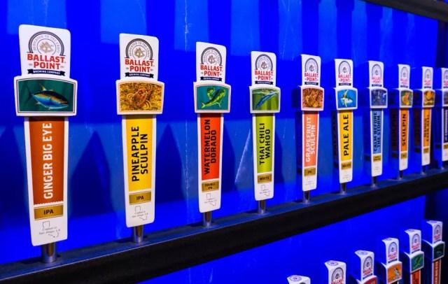 ballast point beer styles