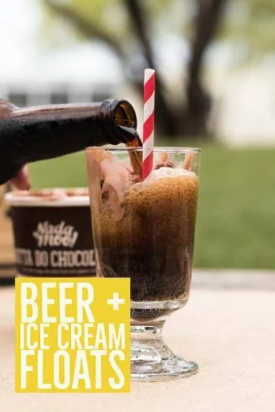 ice cream beer float recipes