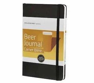 beer journal gift
