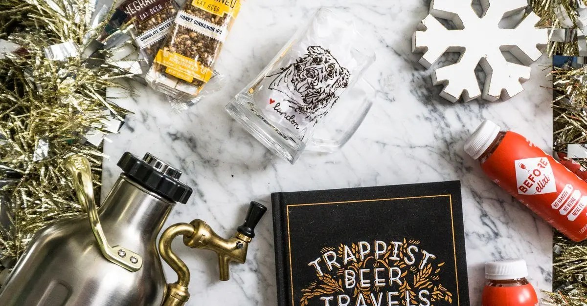 gifts for beer drinkers
