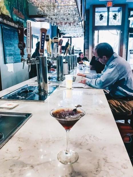 belgian beer cocktail