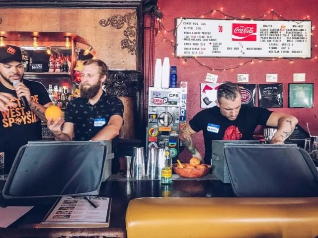 ultimate bartender