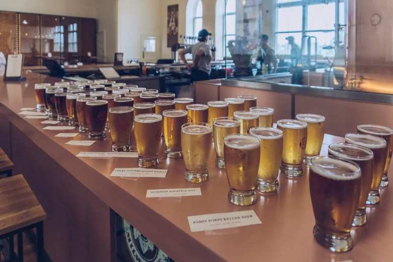beer writers conference