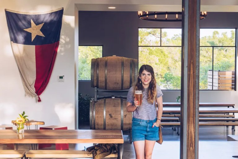 texas brewery road trip