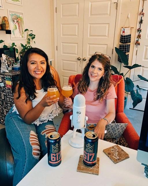 female beer podcast