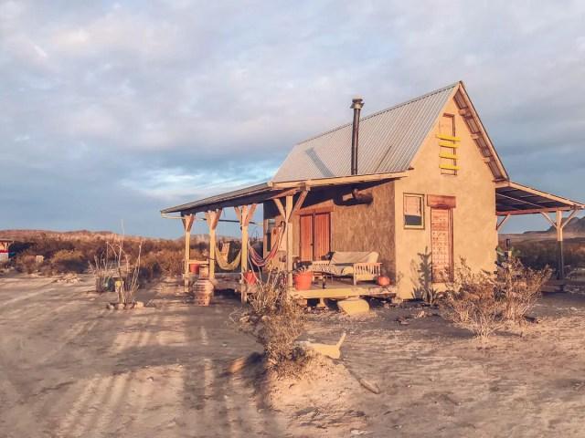 big bend airbnb rentals
