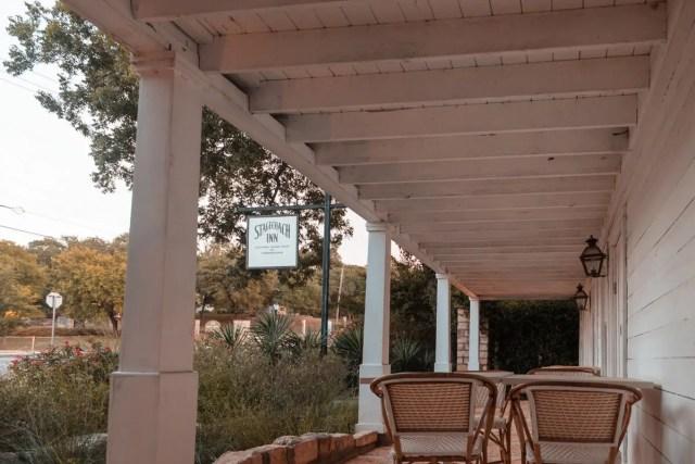 stagecoach Inn salado