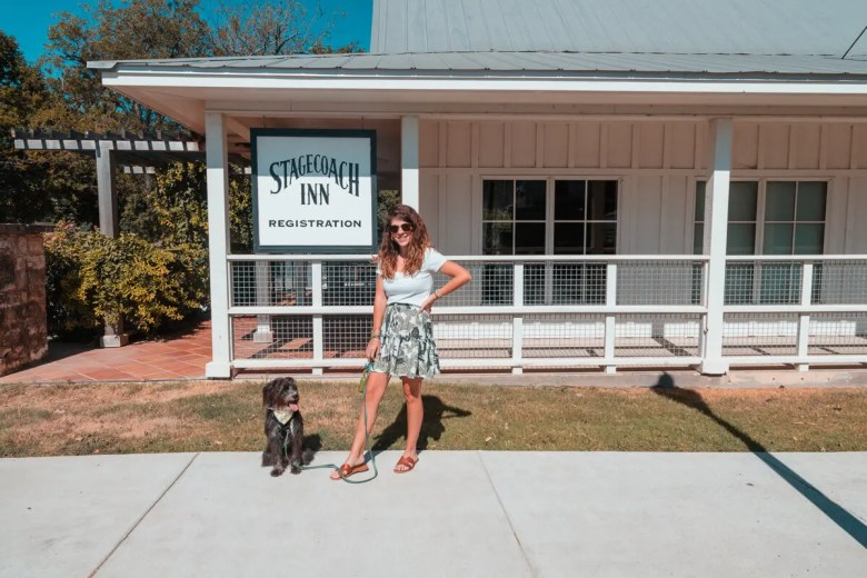 The Stagecoach Inn is newly renovated historically hotel located in Salado, Texas.