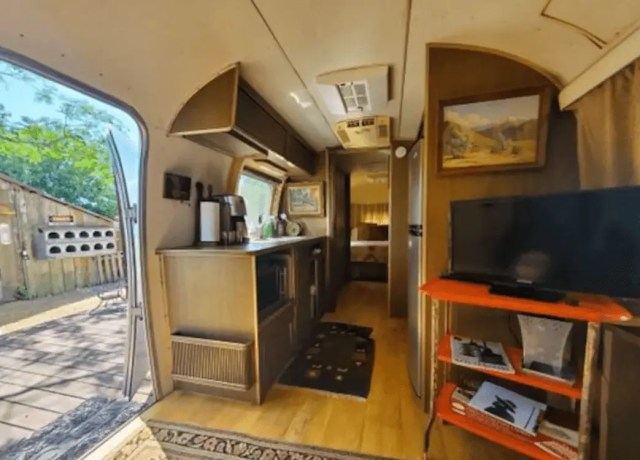 round top airstream rental