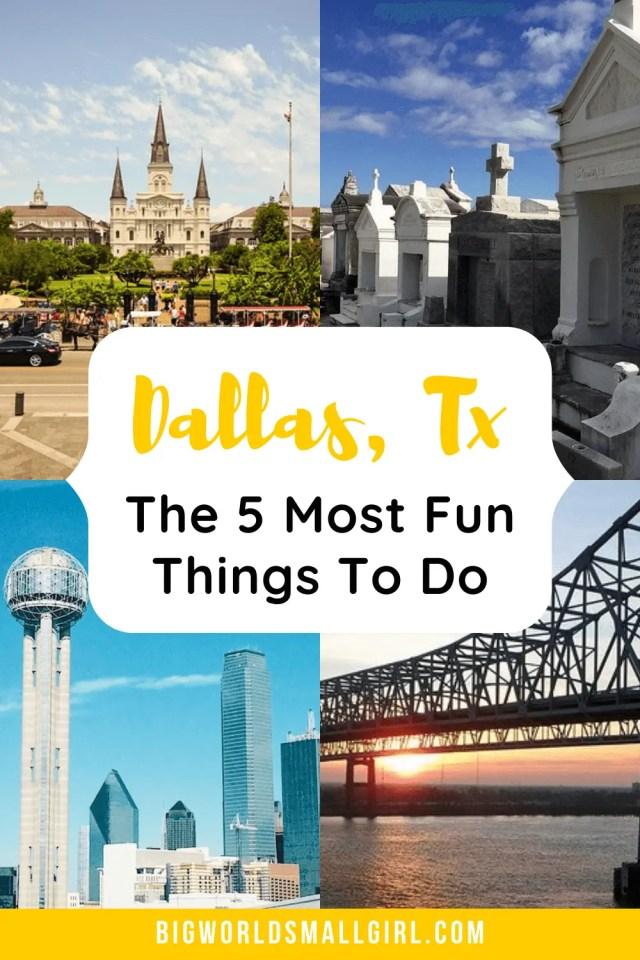 Fun Things To Do in Dallas