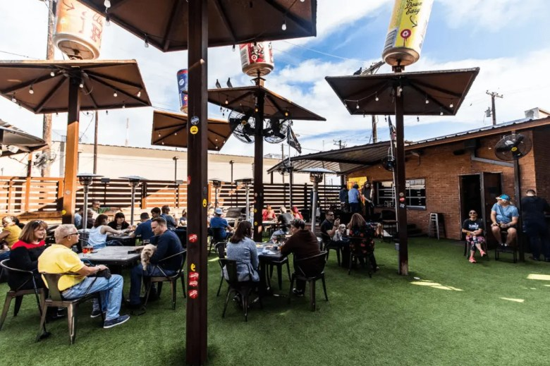 Best Dallas Breweries