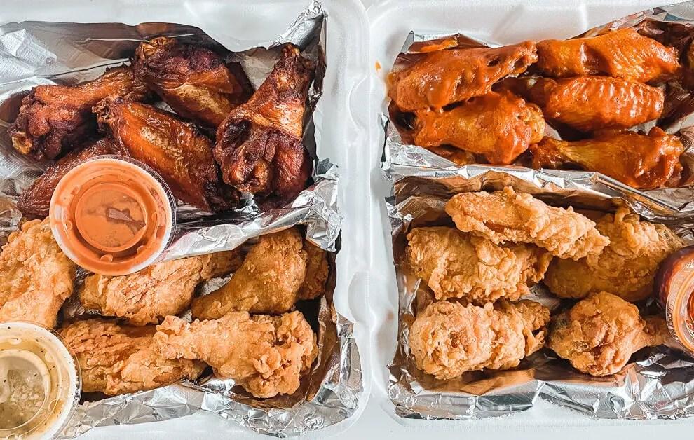 Chicken Wings Austin