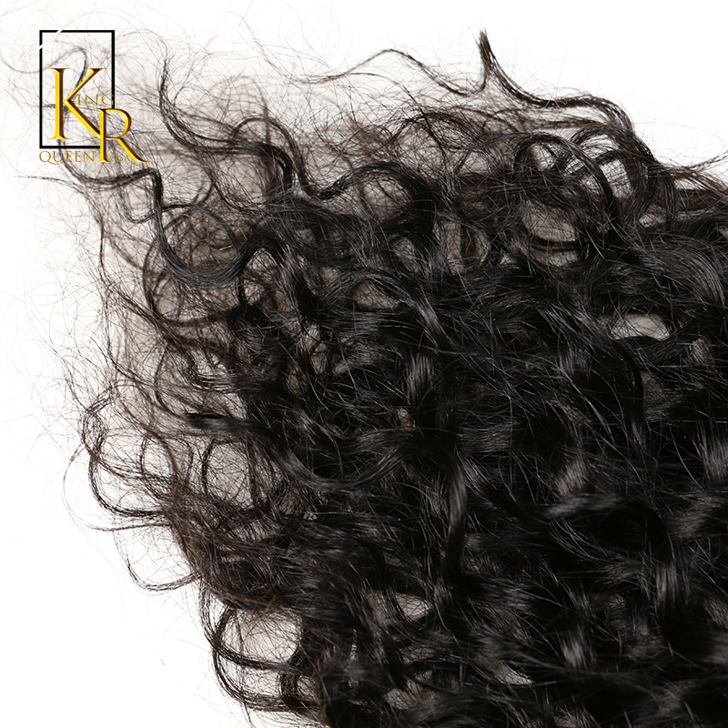 King Rosa Queen Natural Wave Clip In Human Hair Extensions Natural