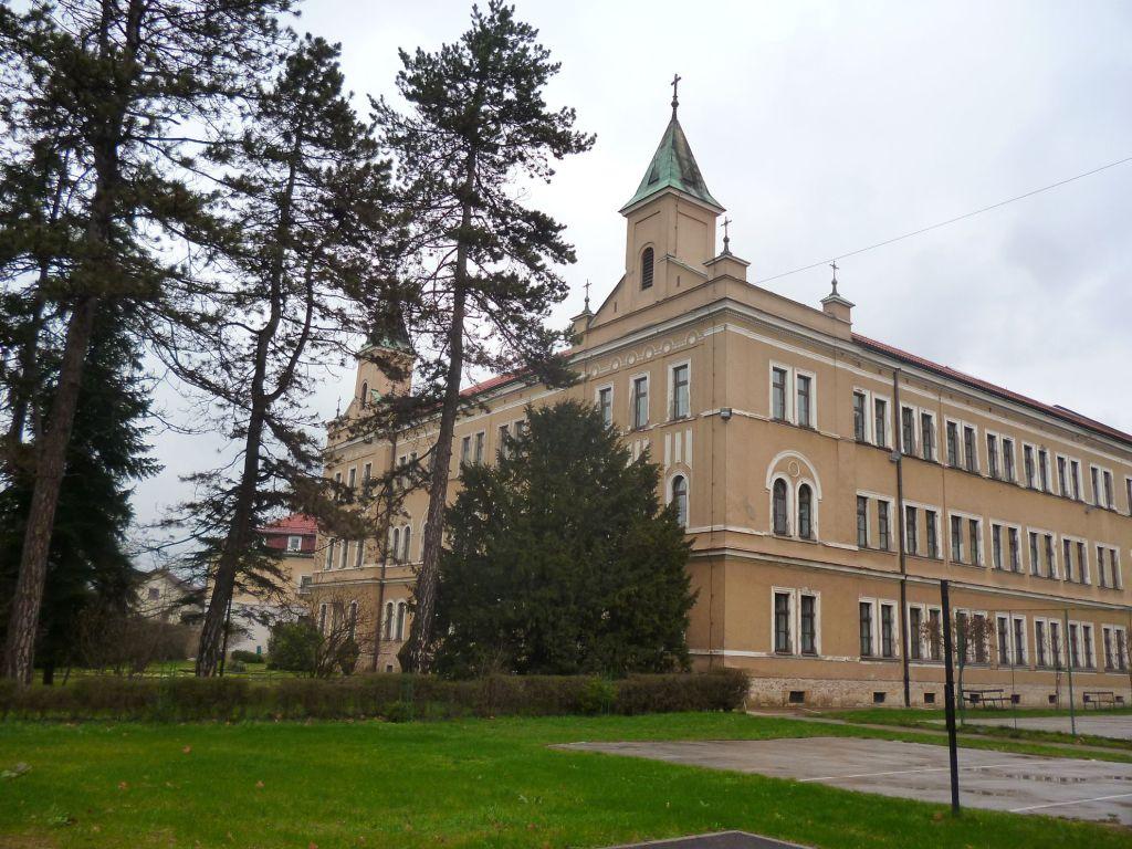 Монастырь св. Бонавентуры. Фото: Елена Арсениевич, CC BY-SA 3.0