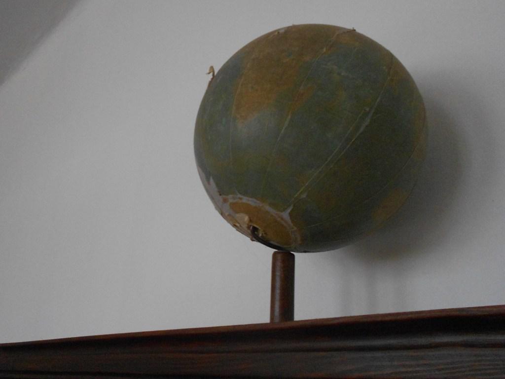 Старый-старый глобус. Фото: Елена Арсениевич, CC BY-SA 3.0