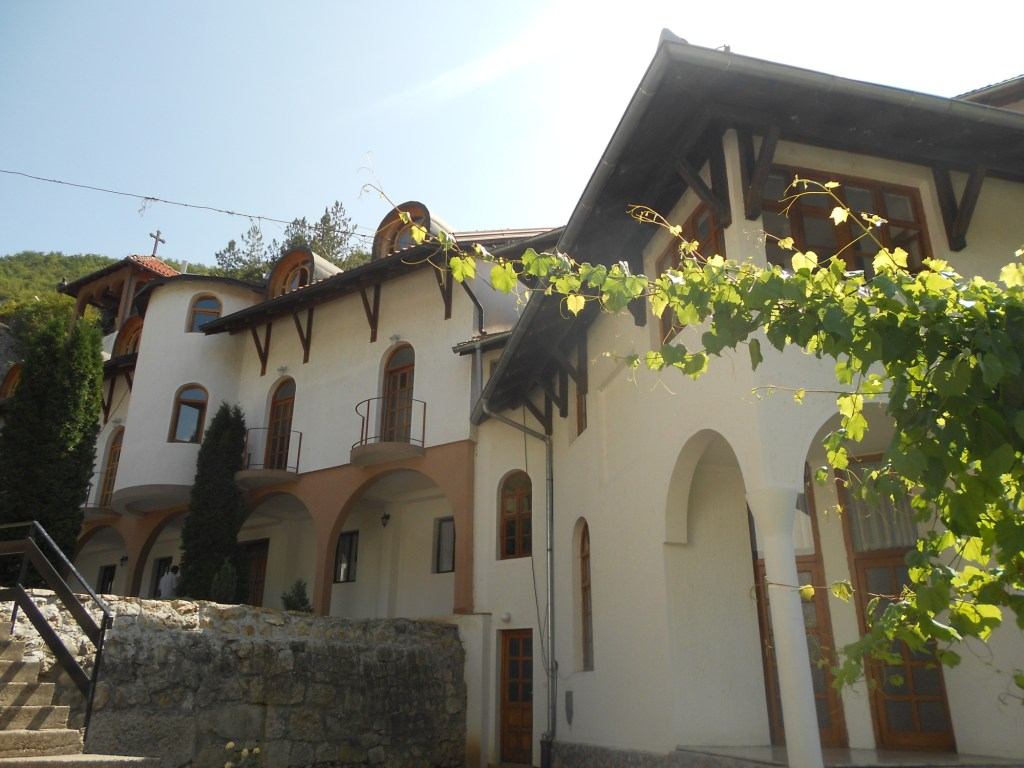 Жилая часть монастыря. Фото: Елена Арсениевич, CC BY-SA 3.0