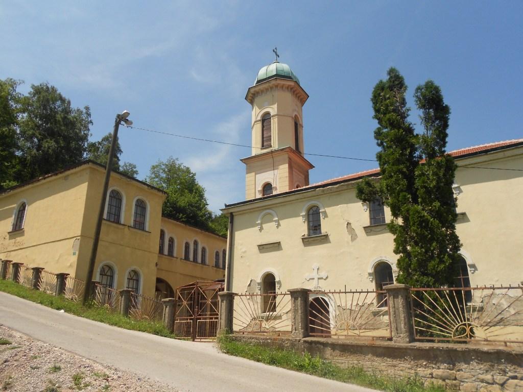 Церковь св. Прокопия. Фото: Елена Арсениевич, CC BY-SA 3.0