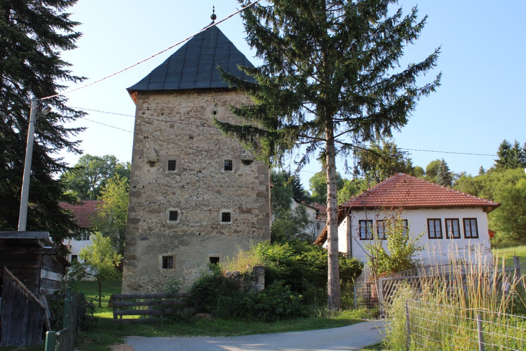 Башня Рустемпашича. Фото: Елена Арсениевич, CC BY-SA 3.0