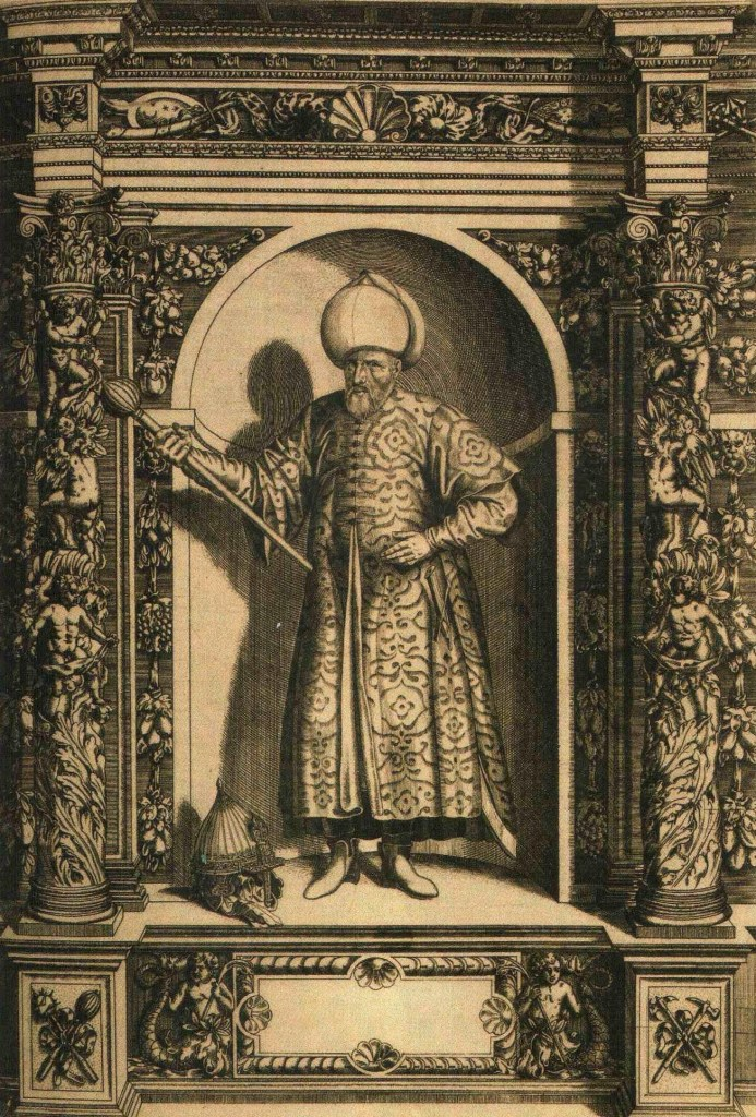 Мехмед-паша Соколович, автор неизвестен, public domain