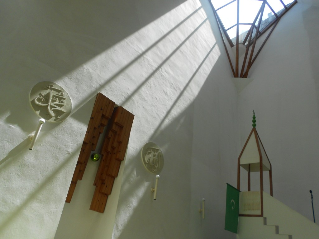Белая мечеть. Фото: Елена Арсениевич, CC BY-SA 3.0