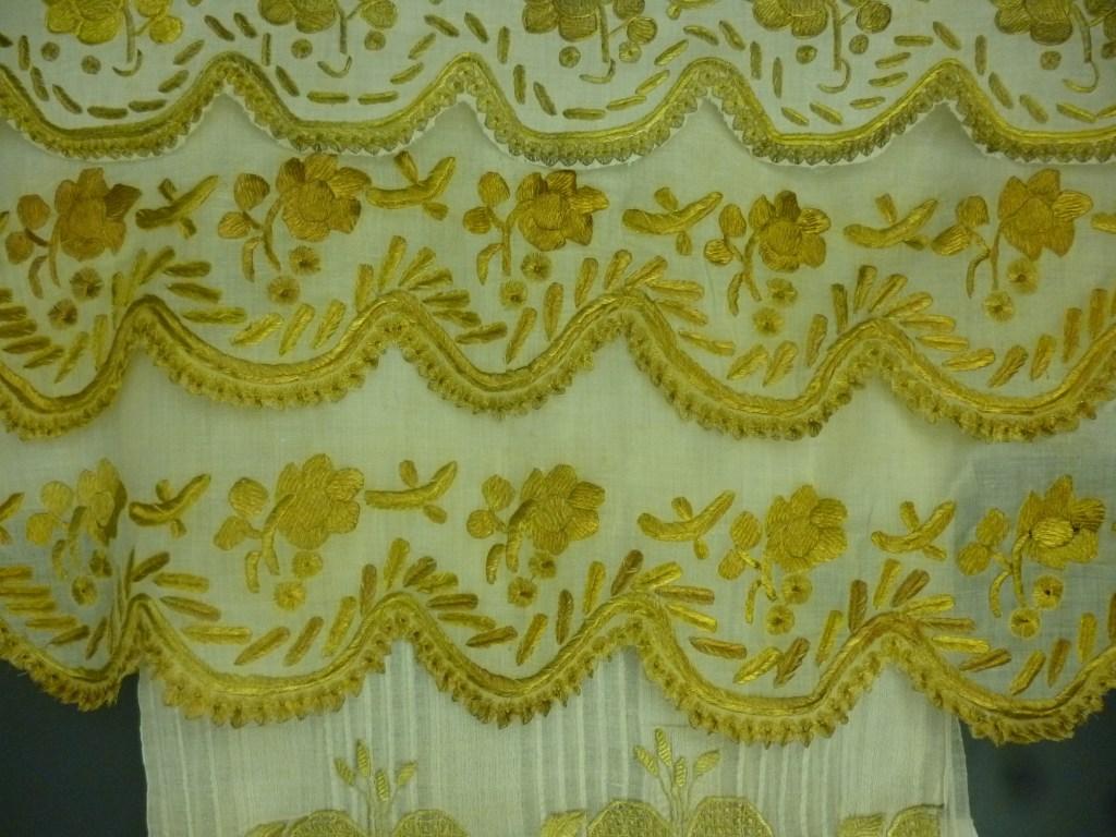 Вышитые края полотенец. Музей библиотеки Гази Хусрев-бега. Фото: Елена Арсениевич, CC BY-SA 3.0