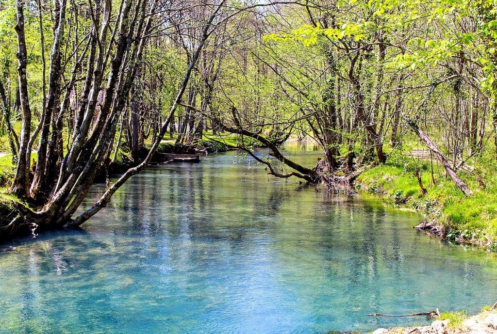 Река Крупа. Фото: Malesevic Darija, CC-BY-SA-4.0