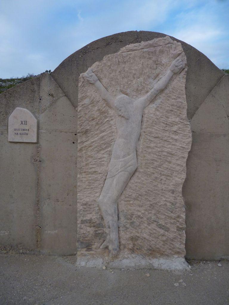 Стояние 12. Иисус умирает на кресте. Фото: Елена Арсениевич, CC BY-SA 3.0
