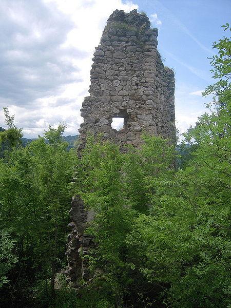 Крепость Звечай. Фото: Rade Nagraisalović, CC-BY-SA-4.0,3.0,2.5,2.0,1.0