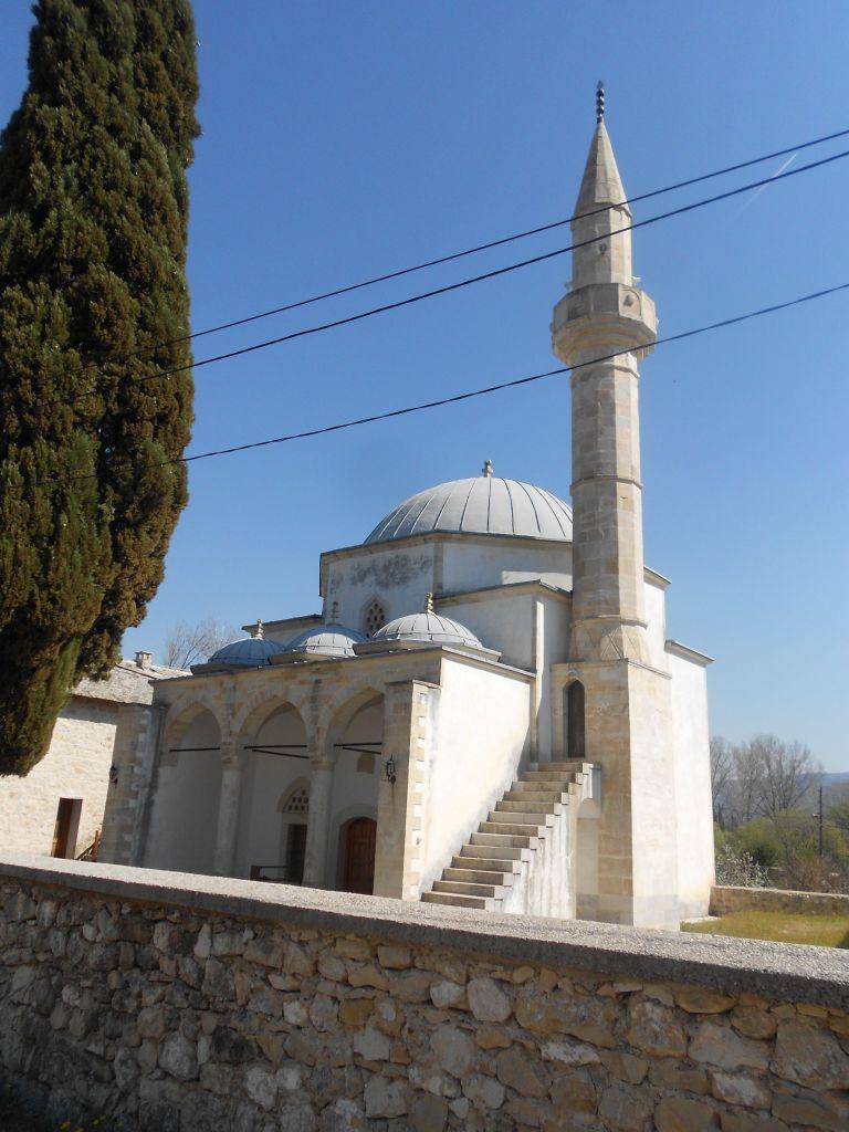 Мечеть Али-паши Ризванбеговича. Фото: Елена Арсениевич, CC BY-SA 3.0