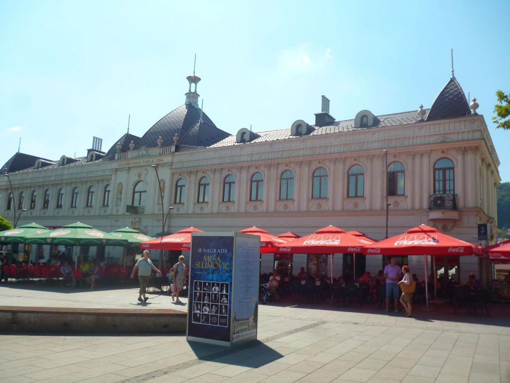 Здание «Барокко». Фото: Елена Арсениевич, CC BY-SA 3.0