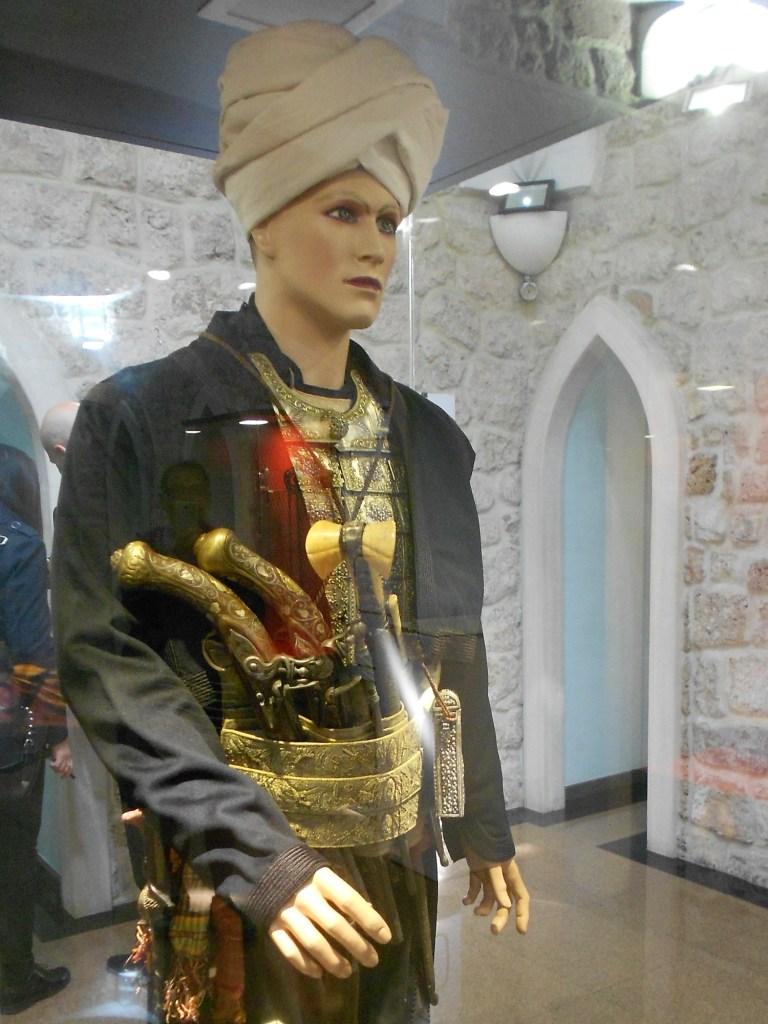Выставка оружия в Бошнячском институте в Сараеве. Фото: Елена Арсениевич, CC BY-SA 3.0
