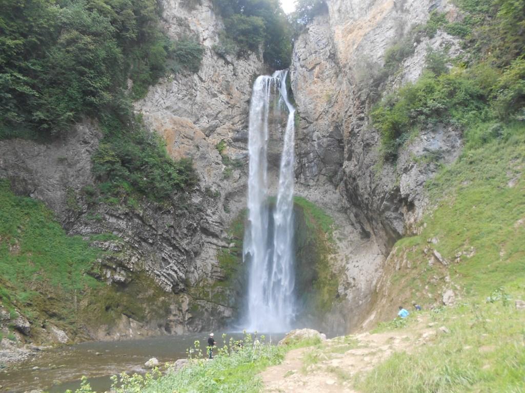 Водопад на Блихе. Фото: Елена Арсениевич, CC BY-SA 3.0