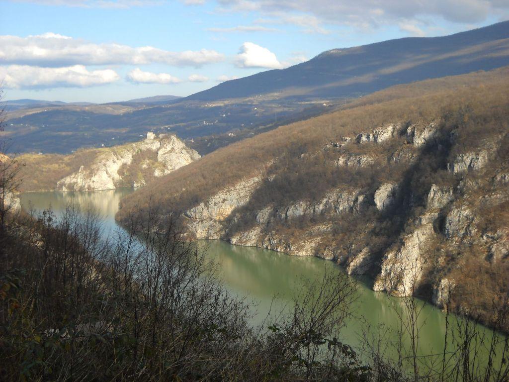 Врбас и крепость Бочац. Фото: Елена Арсениевич, CC BY-SA 3.0