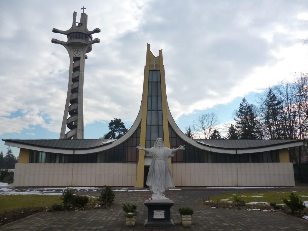Кафедральный собор в Баня Луке. Фото: Елена Арсениевич, CC BY-SA 3.0