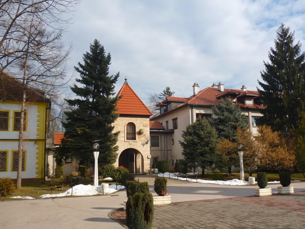 Дом епископа. Фото: Елена Арсениевич, CC BY-SA 3.0