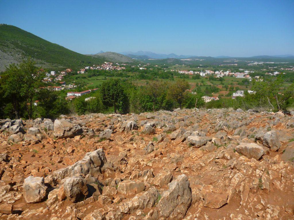 Вид с Холма Явления. Фото: Елена Арсениевич, CC BY-SA 3.0